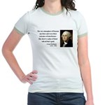 George Washington 13 Jr. Ringer T-Shirt