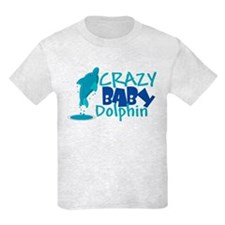 Crazy Baby Dolphin T-Shirt