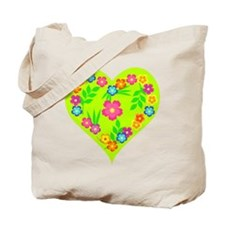 Summer Flowers Beach or Tote Bag