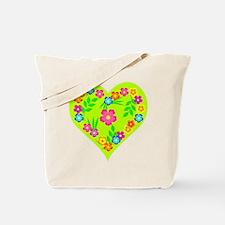 Summer Flowers Beach or Tote Bag