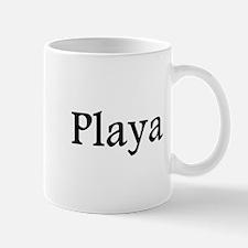 Playa red Mug
