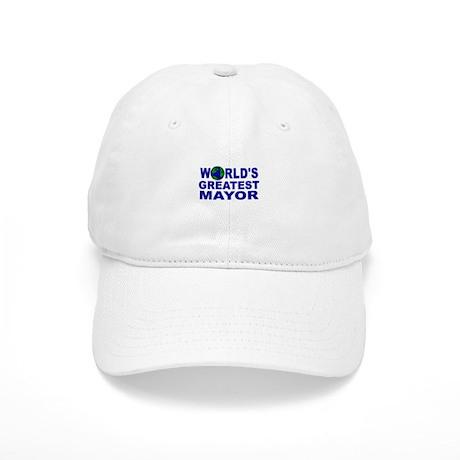 World's Greatest Mayor Cap