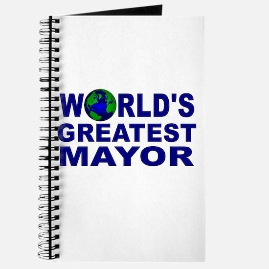 World's Greatest Mayor Journal