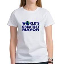 World's Greatest Mayor Tee