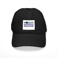World's Greatest Mayor Baseball Cap