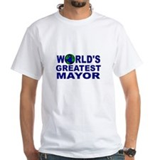 World's Greatest Mayor Shirt