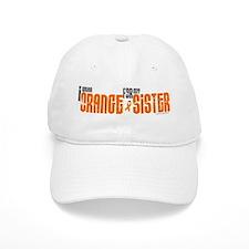 I Wear Orange For My Sister 6 Cap