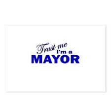 Trust Me I'm a Mayor Postcards (Package of 8)