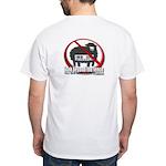 Sheeple White T-Shirt