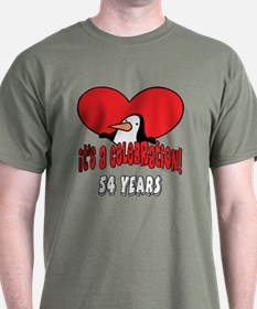 54th Celebration T-Shirt