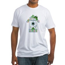 Lilly's Pad Bird House Shirt