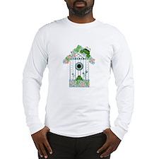 Lilly's Pad Bird House Long Sleeve T-Shirt