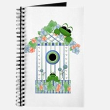 Lilly's Pad Bird House Journal
