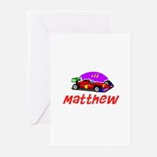 Matthew Greeting Cards (Pk of 10)