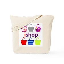 ishop Tote Bag