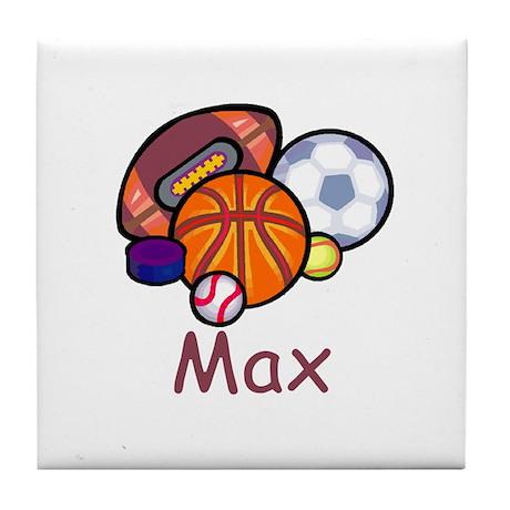 Max Tile Coaster