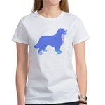 Tri Colorful Bernese Women's T-Shirt