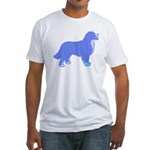 Tri Colorful Bernese Fitted T-Shirt