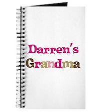 Darren's Grandma Journal