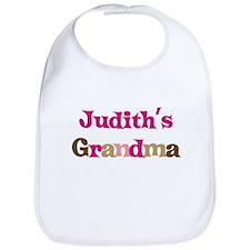 Judith's Grandma Bib