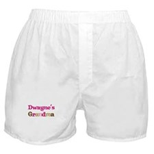 Dwayne's Grandma Boxer Shorts