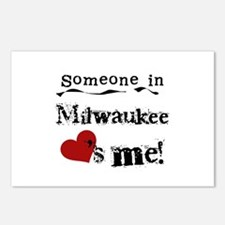 Milwaukee Loves Me Postcards (Package of 8)