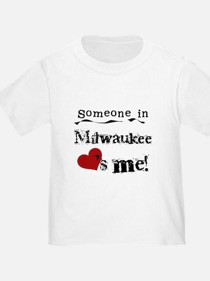 Milwaukee Loves Me T