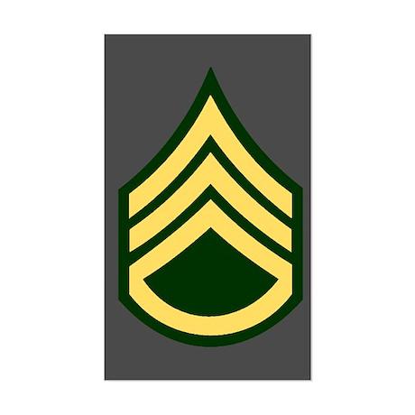 Staff Sergeant Sticker 2