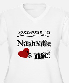Nashville Loves Me T-Shirt