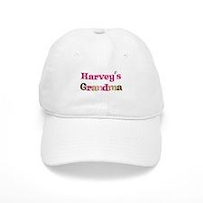 Harvey's Grandma Baseball Cap