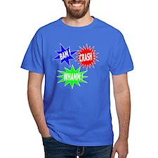 Bam Crash Whamm T-Shirt