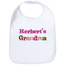Herbert's Grandma Bib