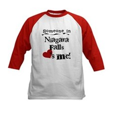 Niagara Falls Loves Me Tee