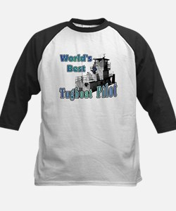 World's Best Tugboat Pilot t Tee