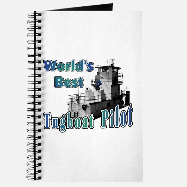 World's Best Tugboat Pilot t Journal