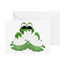 Lilly's Pad Greeting Cards (Pk of 10)