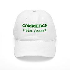COMMERCE beer crawl Baseball Cap