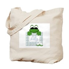 Lilly's Pad - Any Name Tote Bag
