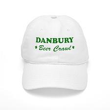 DANBURY beer crawl Baseball Cap