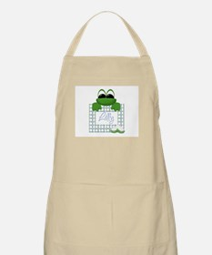 Lilly's Pad - Any Name BBQ Apron