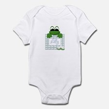Lilly's Pad - Any Name Infant Creeper