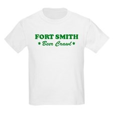 FORT SMITH beer crawl T-Shirt