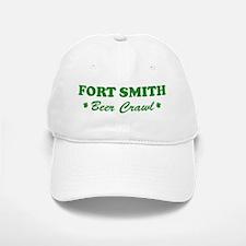FORT SMITH beer crawl Baseball Baseball Cap