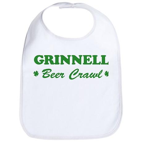 GRINNELL beer crawl Bib