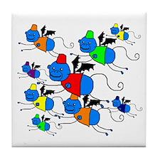 Flying Monkeys Tile Coaster