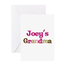 Joey's Grandma Greeting Card