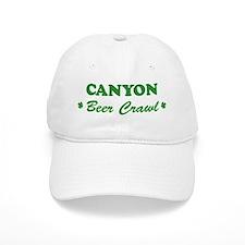 CANYON beer crawl Baseball Cap