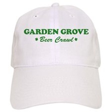 GARDEN GROVE beer crawl Baseball Cap