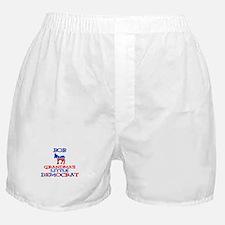 Bob - Grandma's Little Democr Boxer Shorts