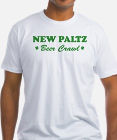 NEW PALTZ beer crawl Shirt